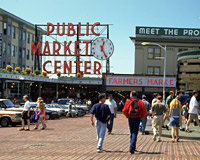 Image - Pike Place Market - Seattle